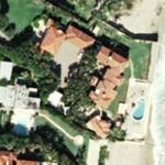 Alan Aker's house (Bing Maps)