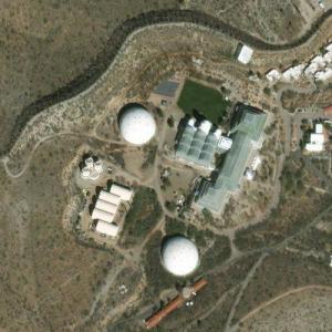Biosphere 2 (Bing Maps)