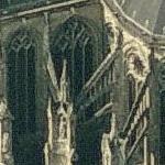 Saint-Quentin Basilica (Birds Eye)