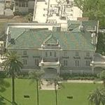 'Wrigley Mansion' by G. Lawrence Stimson (Birds Eye)