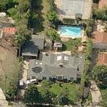 Marlon Brando's House (former) (Birds Eye)