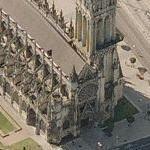 Saint-Pierre Church (Birds Eye)