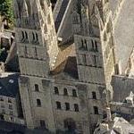 Abbaye-aux-Hommes (Birds Eye)