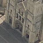 Abbaye aux Dames (Birds Eye)