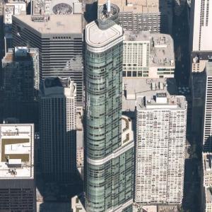 Trump International Hotel and Tower (Birds Eye)
