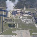 Crystal River Energy Complex (Bing Maps)