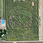 Colorado State Quarter in Field (Bing Maps)