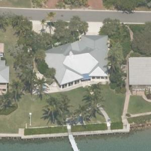 Jason Newsted's House (Birds Eye)