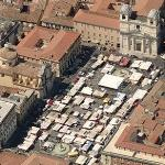 Mercato di Piazza del Duomo (Birds Eye)