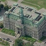 Montreal City Hall (Birds Eye)