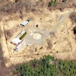 Abandoned Missile Silo, Willsboro, NY (Birds Eye)