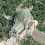 Saint Joseph's Oratory (Birds Eye)