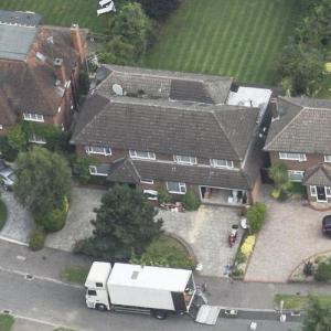 Arsene Wenger's House (Birds Eye)