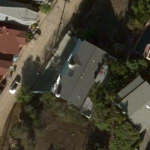 Golden Brooks' House (Bing Maps)