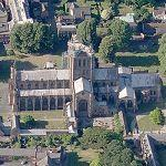 Hereford Cathedral (Birds Eye)