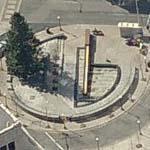'Hamm Plaza' by Jackie Ferrara (Birds Eye)