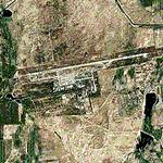 Manas International Airport (Bing Maps)
