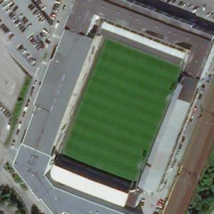 Åråsen Stadion (Bing Maps)