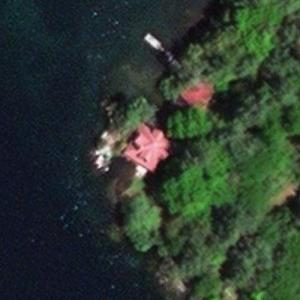 Deer Island - Skull and Bones (Bing Maps)