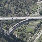 Viadotto Morandi bridge (Birds Eye)