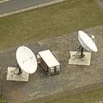 Satellite Dish at Fort Monmouth (Birds Eye)