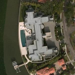 Derek Jeter's House (Bing Maps)
