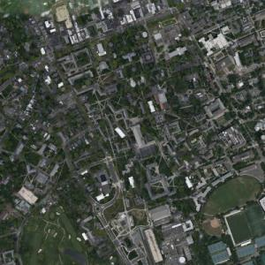 Princeton University (Bing Maps)