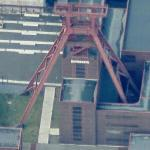 Zollverein Coal Mine Industrial Complex (Birds Eye)