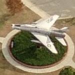 F-100 Super Sabre (Birds Eye)
