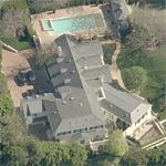 Joseph Mankiewicz's house (former) (Birds Eye)