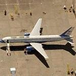 Special Air Mission C-32 (Air Force Two) (Birds Eye)