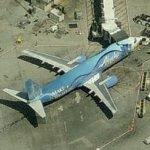 "Alaska Airlines ""Spirit of Make-A-Wish"" (Birds Eye)"