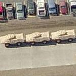 Textron M1117 Armored Security Vehicle (ASV) (Birds Eye)