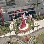 Carnival Cruise Lines Headquarters (Birds Eye)