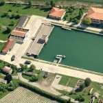 1st. Regement Lagunari Serenissima - Sant'Andrea Base (Birds Eye)
