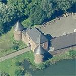 Burg Vondern (Birds Eye)