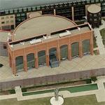 NCAA Hall of Champions (Birds Eye)