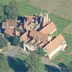 Bisham Abbey (Birds Eye)
