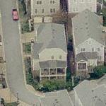 Matt Kuchar's House (former) (Birds Eye)