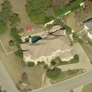 """Stone Cold"" Steve Austin's House (former) (Birds Eye)"