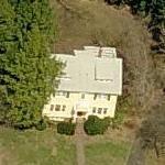 John Dossett & Michele Pawk's House (Birds Eye)