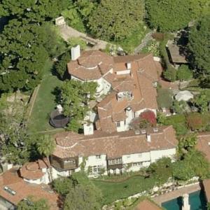 Tony Scott's House (former) (Bing Maps)
