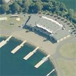 Dorney lake - Eton College Rowing Centre (Birds Eye)