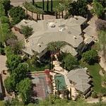 Devon Whites's house (Birds Eye)