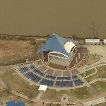 Riverfest Riverfront Amphitheater (Bing Maps)