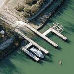 SEAL Team VI Boat Ramp and Dock (Birds Eye)