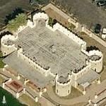 Malibu Castle (Bing Maps)