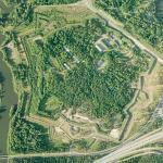 Kyminlinna Fortress (Bing Maps)