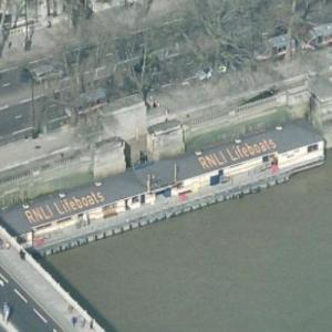 RNLI Tower Lifeboat Station (Birds Eye)