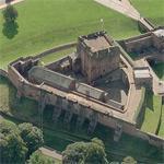Carlisle Castle (Birds Eye)